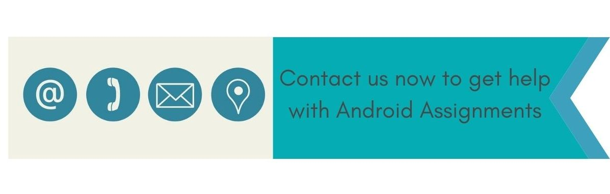 Contact us for Android App development