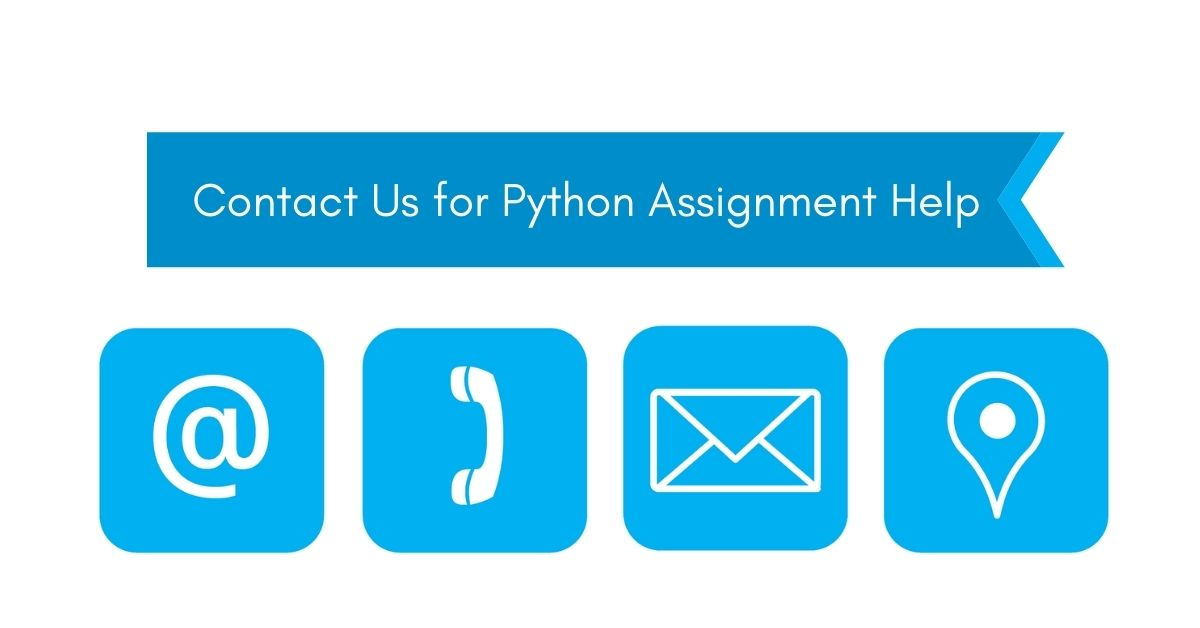 Contact us to get help with python homework